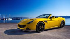 Novitec Rosso Ferrari California T 2015 Wallpapers
