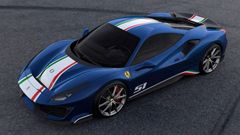 Ferrari Releases Three Other Colors Of The Pista Piloti And We Can t