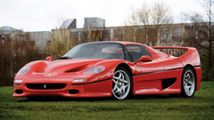 Ferrari F50 Wallpapers 11