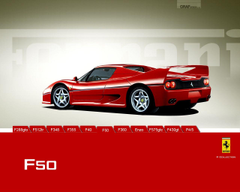 Sexy Wallpaper Ferrari F50 Wallpapers