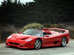 Ferrari F50 wallpapers