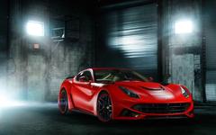 MC Customs Wide Body Ferrari F12berlinetta Wallpapers