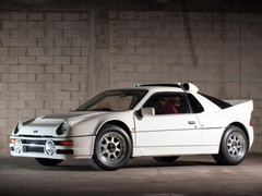 1985 Ford RS200 Evolution Car Vehicle Classic Sport 4000x3000