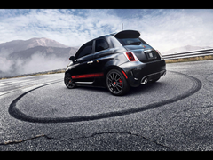 Fiat 500 Abarth Circle wallpapers