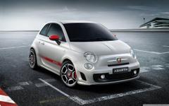 Fiat 500 Abarth HD desktop wallpapers Widescreen High