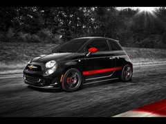 fiat fiat 500 abarth wallpapers and backgrounds