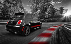Fiat 500 Abarth Race Track wallpapers