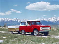 Ford Bronco HD Wallpapers