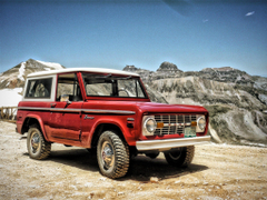 Ford Bronco Wallpapers 10