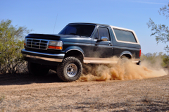 Ford Bronco Wallpapers 3