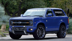 Vehicles Ford Bronco wallpapers