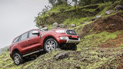 Ford Endeavour Image Interior Exterior Photo Gallery