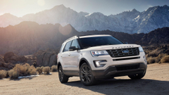 Ford Explorer XLT Appearance Package Wallpapers
