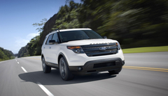 Ford Explorer HD Wallpapers