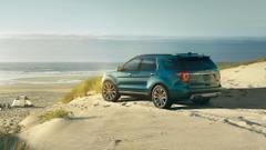 Ford Explorer Platinum Wallpapers