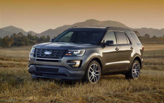 Ford Explorer Wallpapers 4