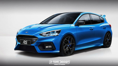 2019 Ford Focus Rs St Ratings Car Review 2019