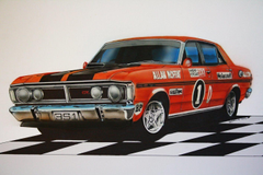 Xy Ford Falcon Phase Iii Gtho HD Wallpapers