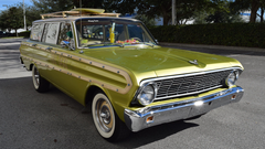 1964 Ford Falcon Sation Wagon Custom Classic USA 4800x2700