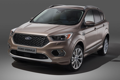 New Ford Kuga Vignale revealed in production form