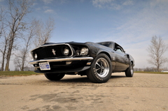 1969 Ford Mustang Boss 429 Muscle Classic USA 4288x2848 01