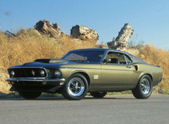 Ford Mustang Boss 429 wallpapers Vehicles HQ Ford Mustang Boss