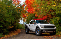 ROUSH Performance Ford Raptor Phase 2 Gets More Power