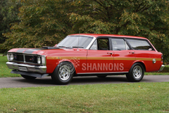 Sold Ford XY Falcon V8 Station Wagon Auctions