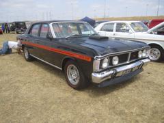 File 1971 Ford XY Falcon GTHO Phase 3 Sedan