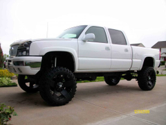 Lifted Chevy Truck Wallpapers