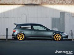 Honda Civic Eg Hatchback Wallpaper Honda Image
