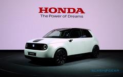 The Honda e Prototype is even cuter in person