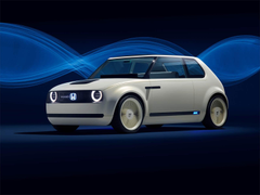 Honda e Prototype an Electric Throwback to the Cars of Old