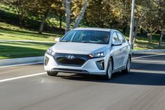 2017 Hyundai Ioniq Electric has 124