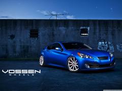 Vossen Hyundai Genesis HD desktop wallpapers High Definition