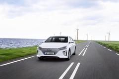 Wallpapers Wednesday Hyundai IONIQ Electric