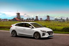 Hyundai IONIQ hybrid Worldwide
