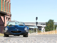 Your 1964 Jaguar XKE Speedster Wallpapers Are Here