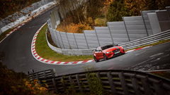 Jaguar XE SV Project 8 officially fastest saloon round the Ring