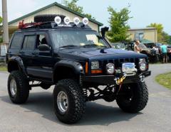 HD Jeep Cherokee Wallpapers