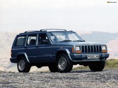 Jeep Cherokee Limited UK