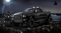 jeep cherokee virtual tuning landing sea HD wallpapers