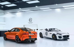 Jaguar XE SV Project 8 berline extreme au V8 bestiale de 600 ch