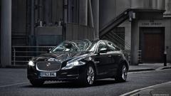 Jaguar XF Driving Dynamics YouTube