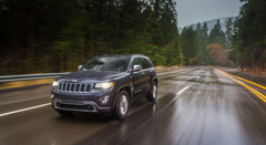 Jeep Grand Cherokee Latitude Wallpapers