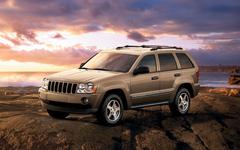 Jeep Grand Cherokee Limited Hemi V8 SRT8