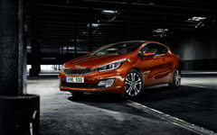 Test drive the car Kia Ceed wallpapers and image