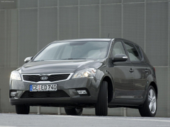 my new mobil munyuk 2010 KIA CEED PHOTOGALLERY AND WALLPAPERS