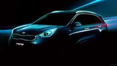 Kia Niro featured on first official image