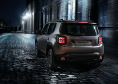 Jeep Renegade Receives Night Eagle Special Edition